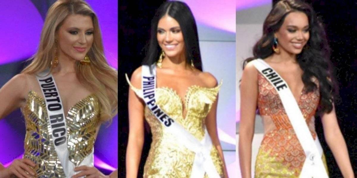 Estas candidatas se lucieron en la preliminar Miss Universo 2019