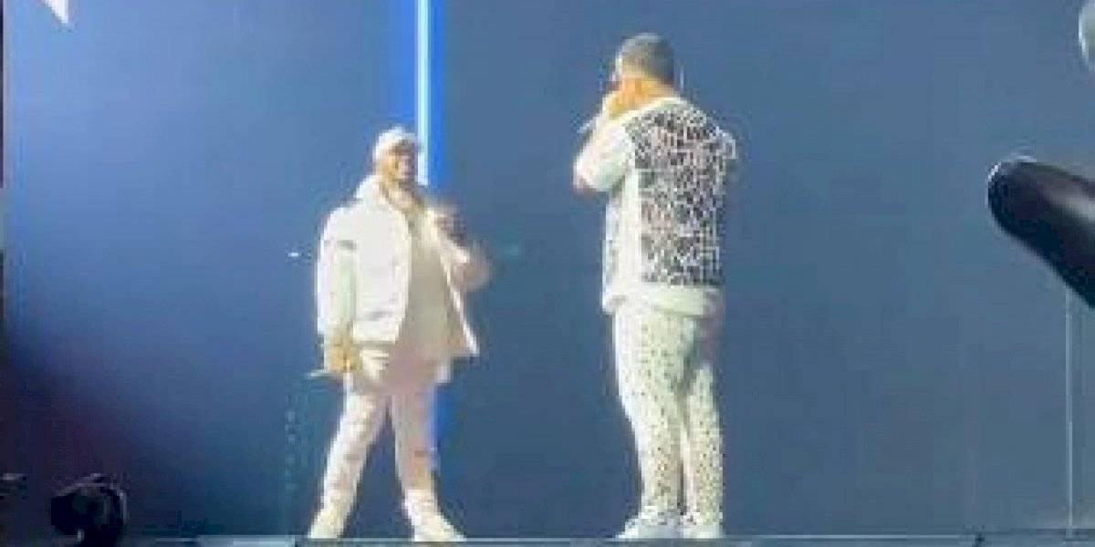 Las hermosas palabras de Daddy Yankee al talentoso Anuel AA