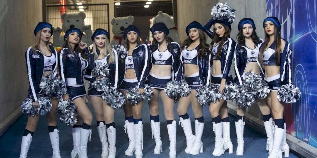Las chicas de las semifinales del Apertura 2019