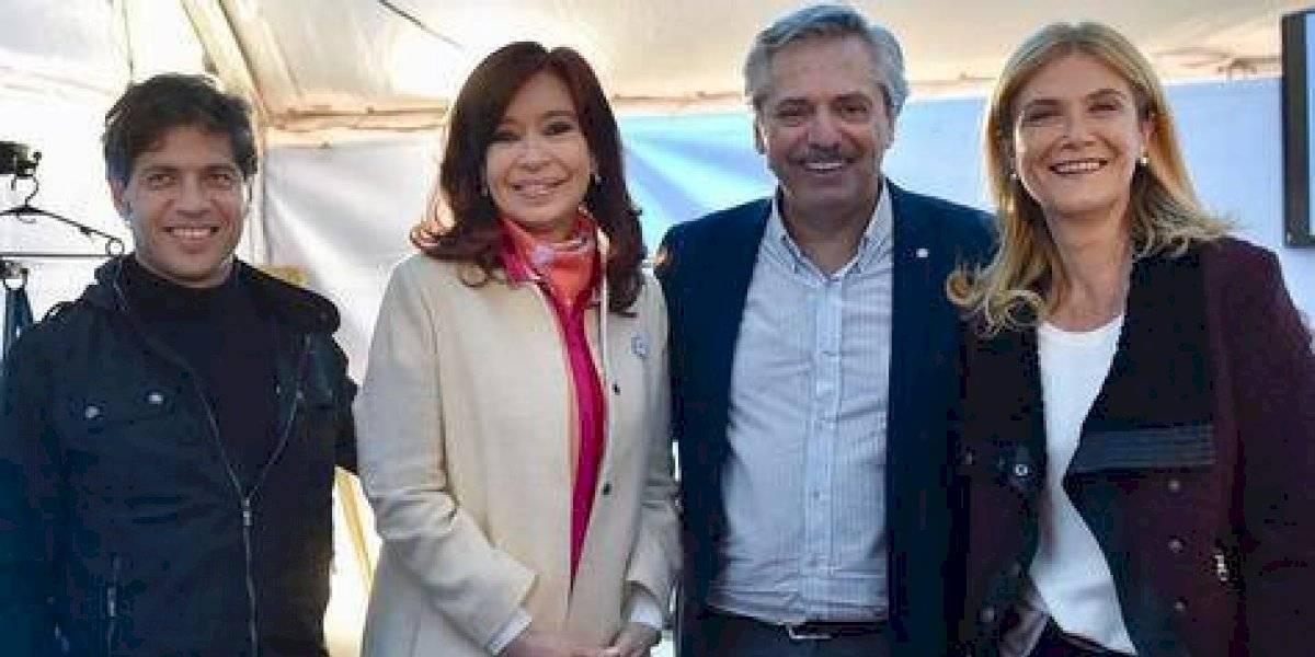 Cambio de mando: la fiesta del peronismo en su regreso a la Casa Rosada