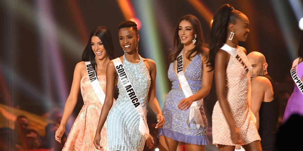 La sudafricana Zozibini Tunzi ganó la corona del Miss Universo 2019