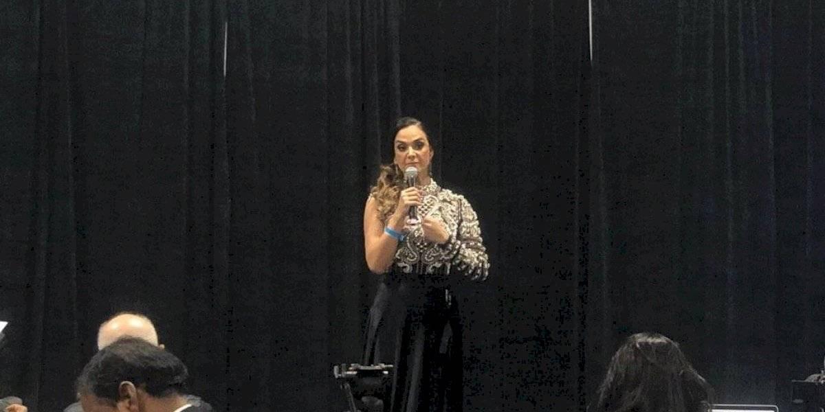Lupita Jones desea que una latina gane Miss Universo 2019