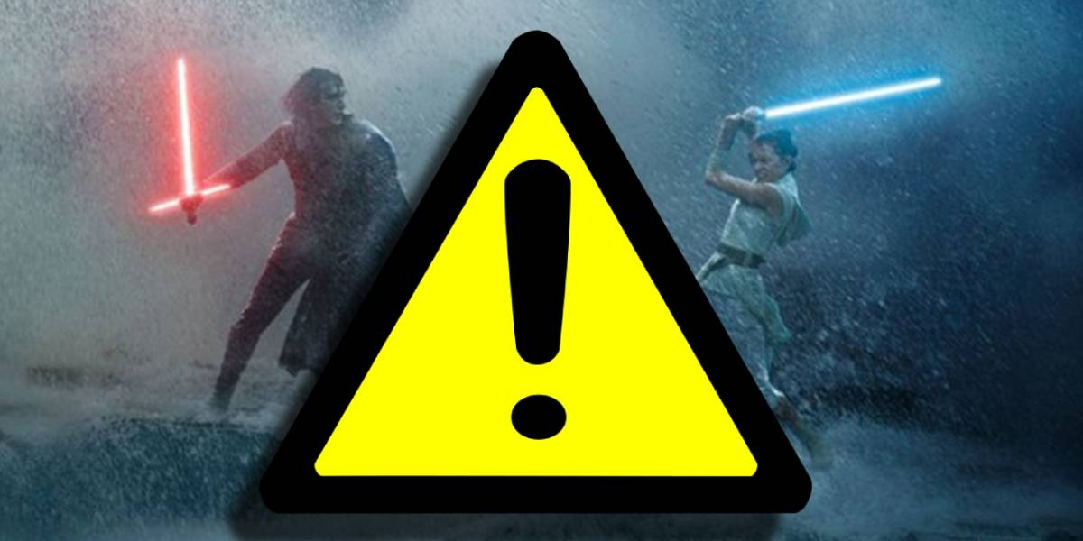 Star Wars: The Rise of Skywalker podría causar ataques epilépticos