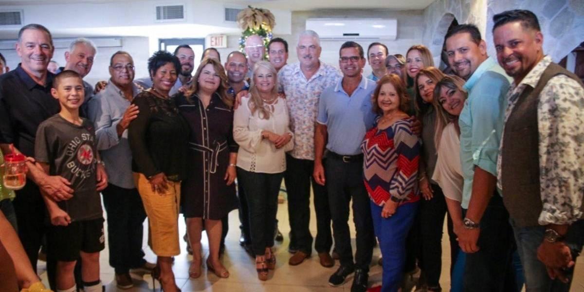 Wanda Vázquez promete triunfo del PNP en discurso político