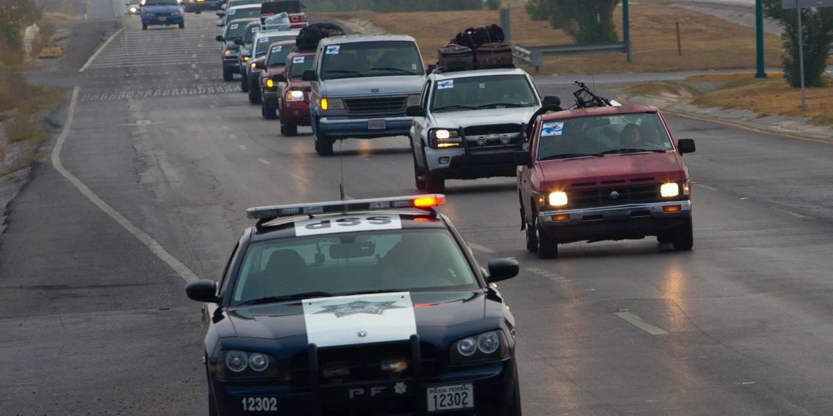 Paisanos son víctimas de extorsionadores en Nuevo León