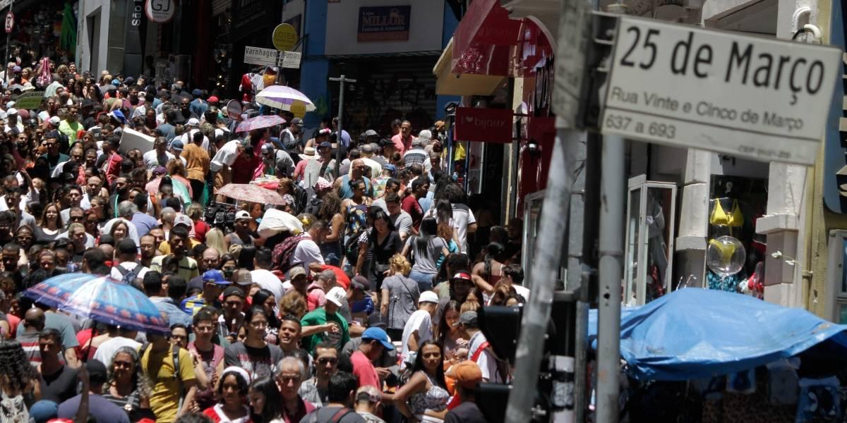 Decreto de quarentena afeta mais de 220 mil comerciantes