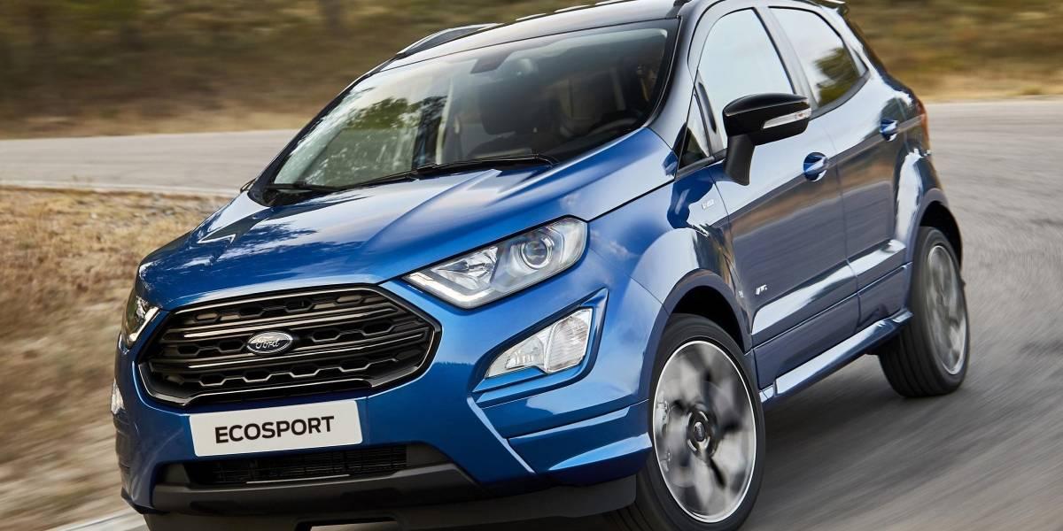 Ford trae al país sus dos nuevas versiones de EcoSport
