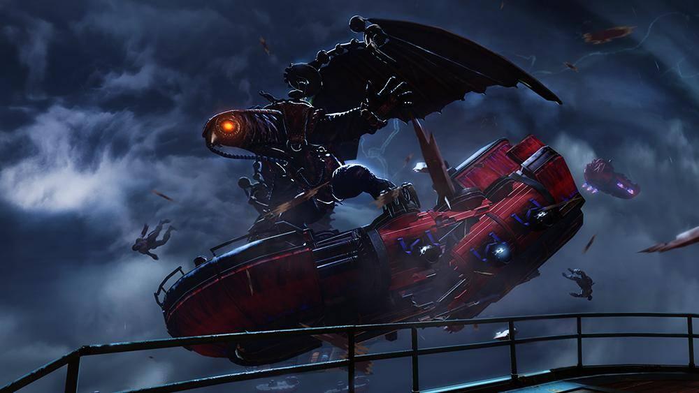 Bioshock nuevo juego