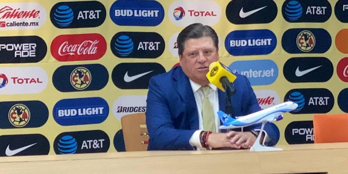 """""""Las remontadas son el sabor de este equipo"""": Miguel Herrera"""