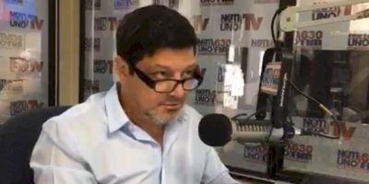 Secretario de Asuntos públicos se defiende de Rivera Schatz