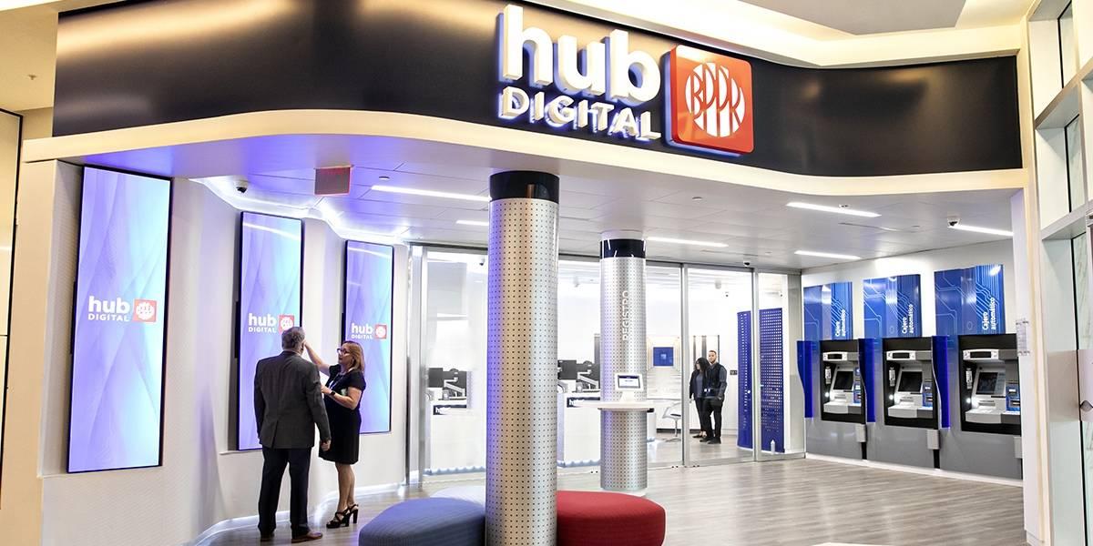 Popular estrena espacio bancario a The Mall of San Juan