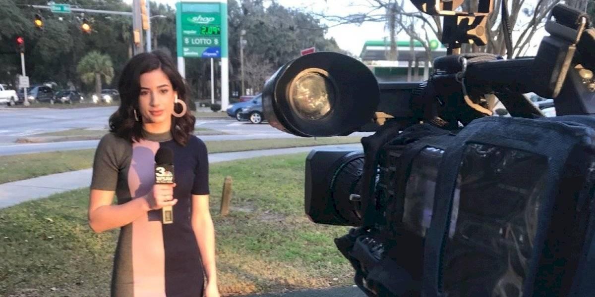 Indignación por manoseo a periodista en pleno despacho