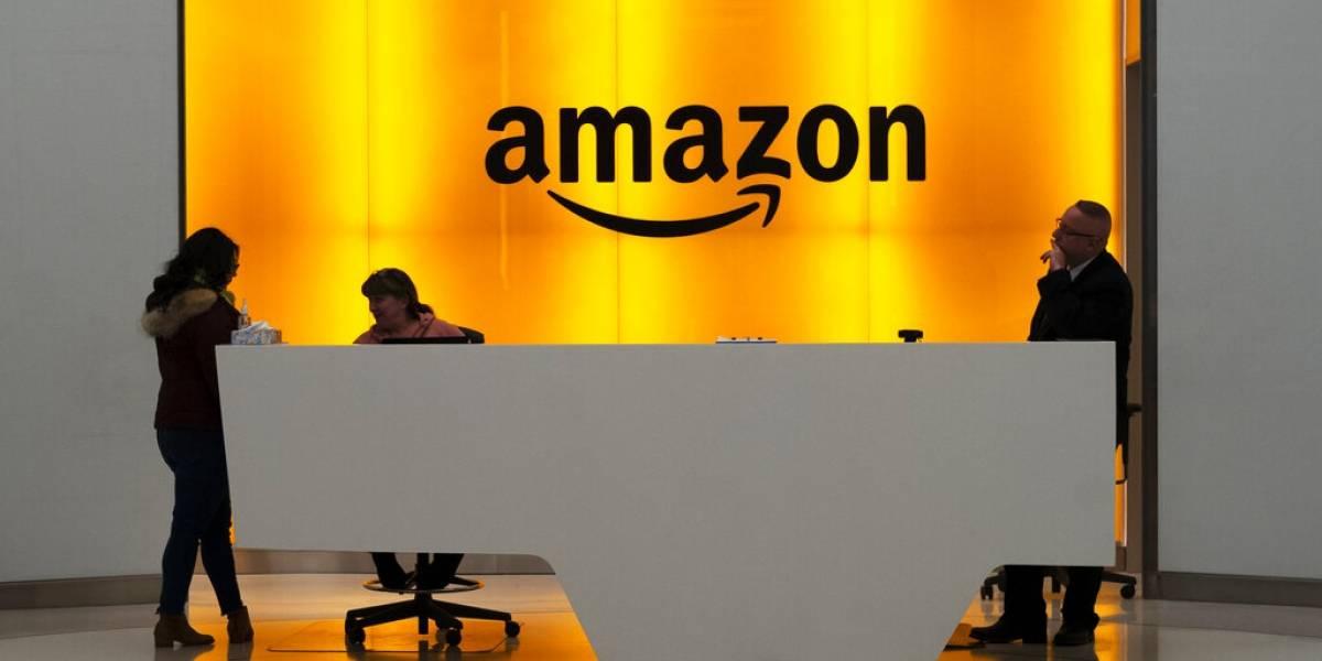Amazon denuncia que presiones de Trump le costaron contrato