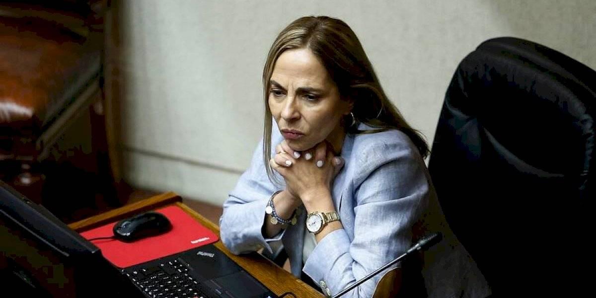 """Ministra Plá: """"Chile no es un macho violador. Es un país que tempranamente, respecto al resto de Latinoamérica, ha puesto este tema sobre la mesa"""""""