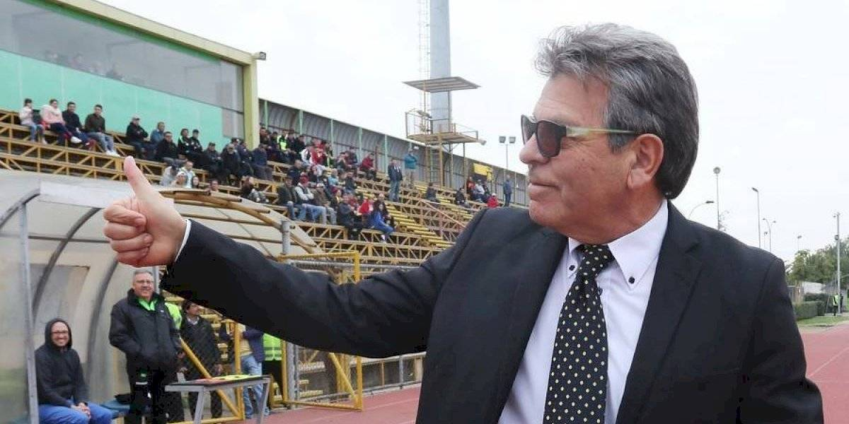 Sigue el glamour: Fernández Vial confirmó la continuidad de Jorge Garcés para la próxima temporada