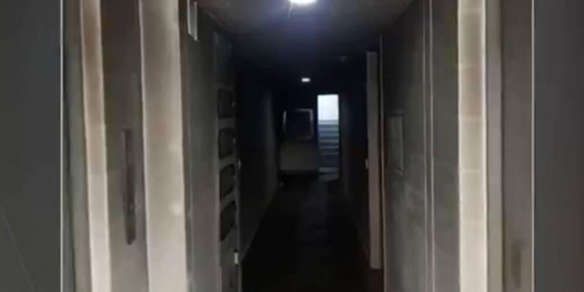 (Video) Conjunto residencial se incendió en la madrugada y dejó 31 personas heridas, dos de ellas de gravemente quemadas