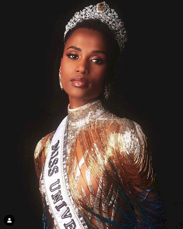 ¡Fotos reveladas! Así luce la Miss Universo sin maquillaje, sin filtros, al natural