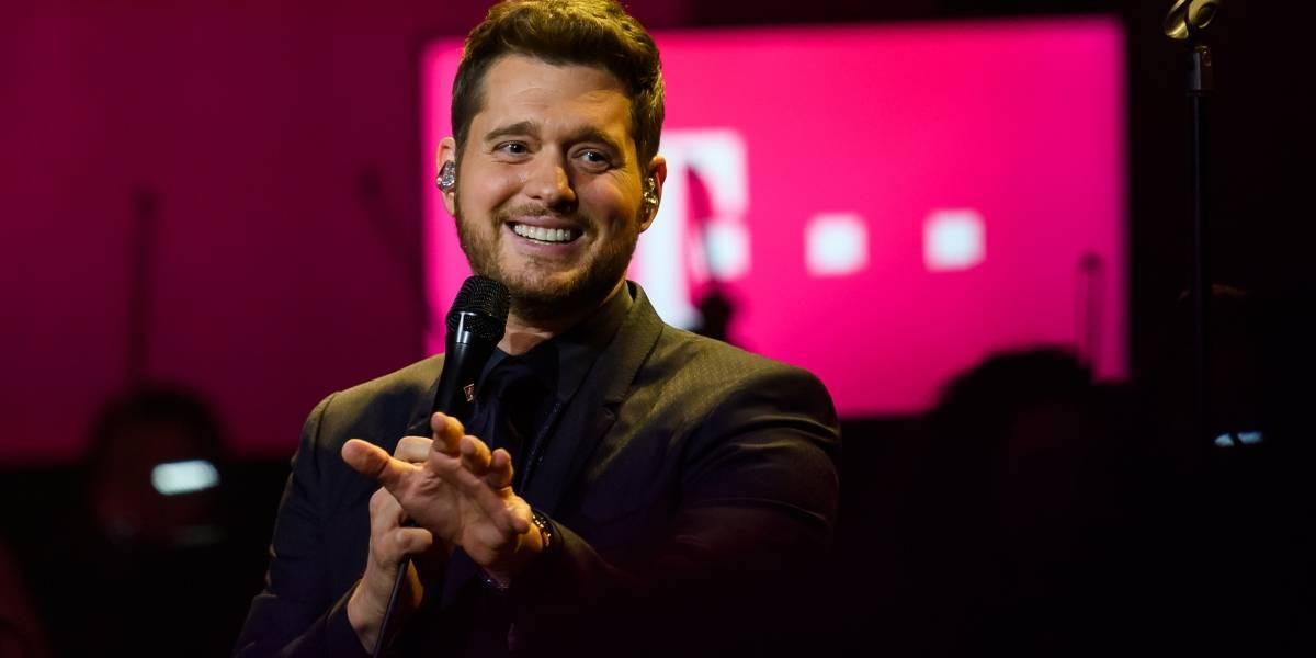 Michael Bublé vem ao Brasil para três shows em 2020