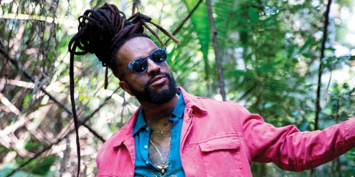 'Capim-Cidreira', novo álbum de Rael tem repertório leve, dançante e cheio de boas energias