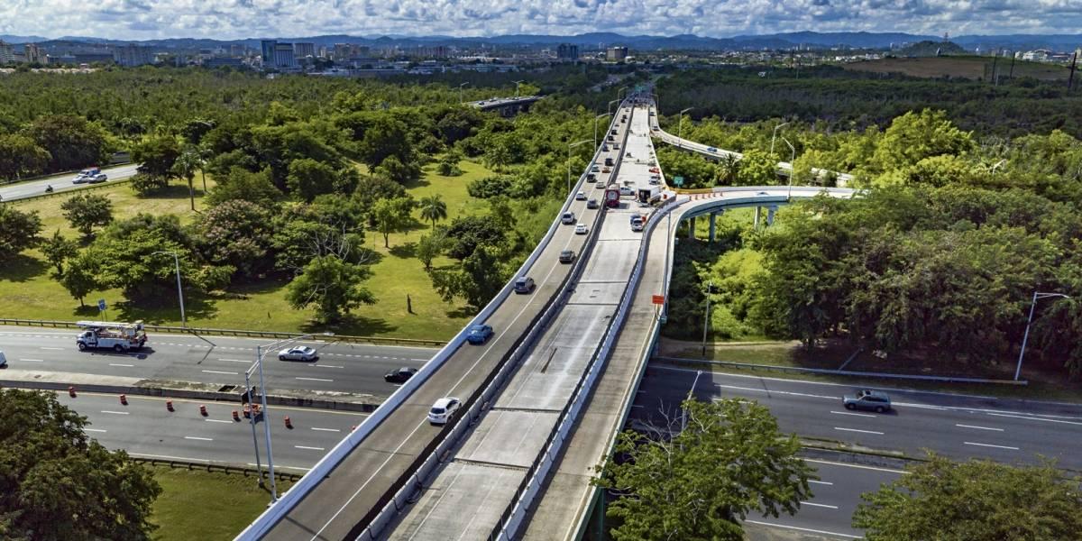 Próxima a completarse cuarta fase de la rehabilitación del puente sobre el Caño Martín Peña