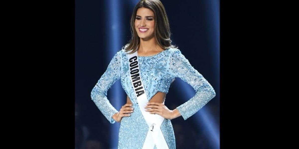 ¿Nos robaron? Gabriela Tafur no logró ser Miss Universo