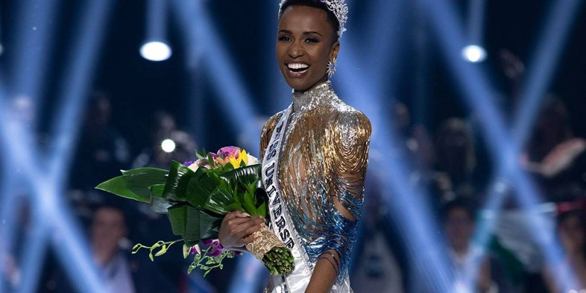 Sul-africana Zozibini Tunzi é a nova Miss Universo