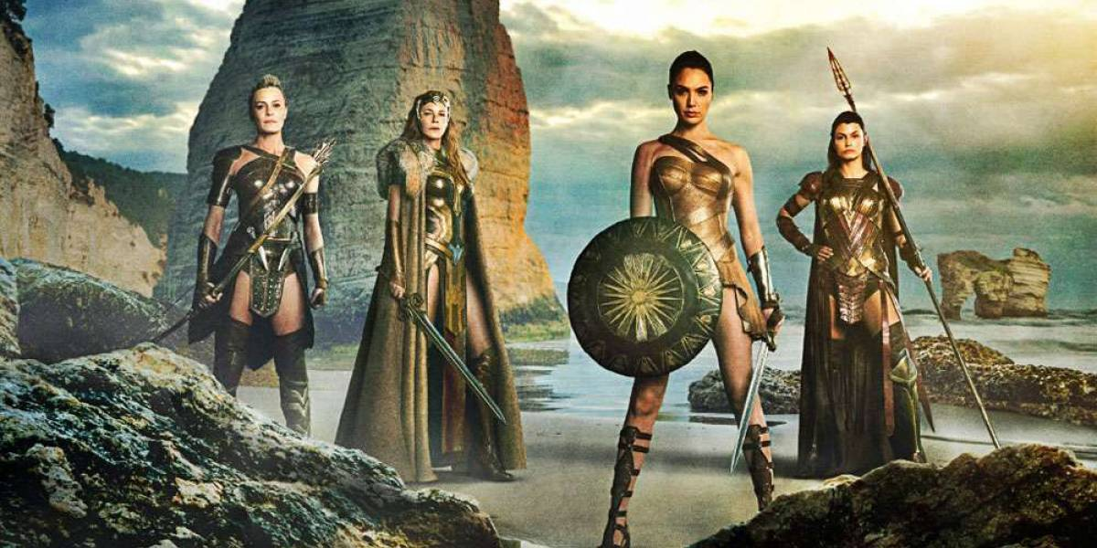 Filme spin-off de 'Mulher-Maravilha' vai focar nas amazonas