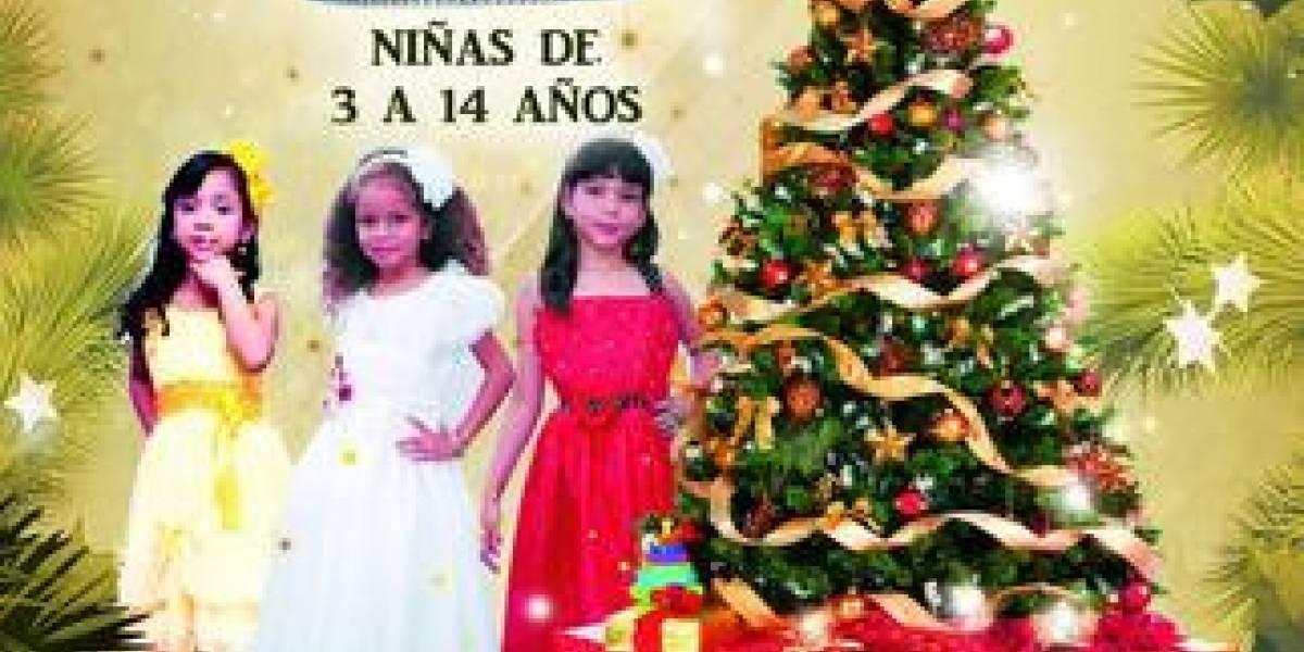"""Concurso """"Nuestra Belleza de la Navidad 2019"""" será este sábado 14 de diciembre"""
