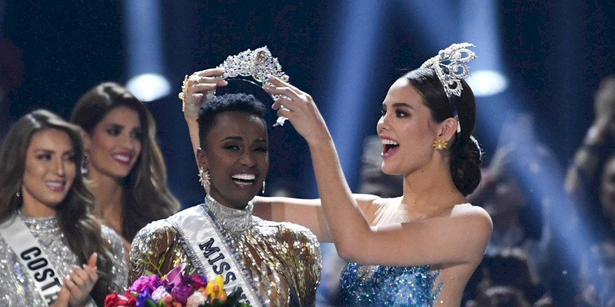 El antes y después de Zozibini Tunzi, Miss Sudáfrica — Miss Universo