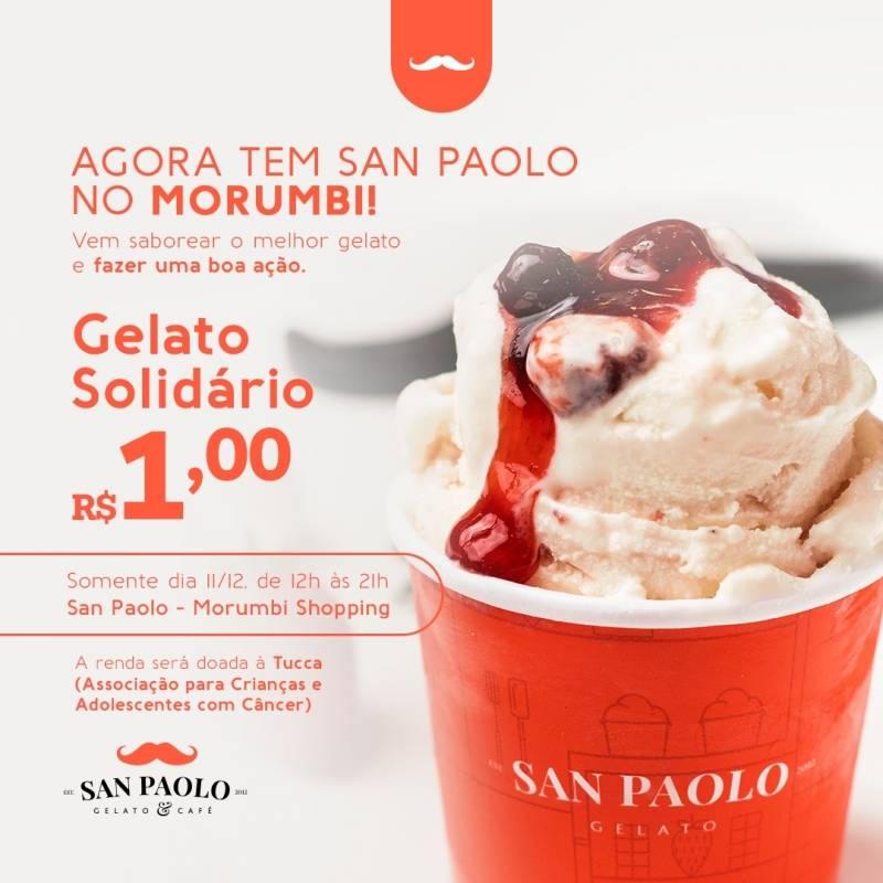 San Paolo - sorvete gelato gourmet