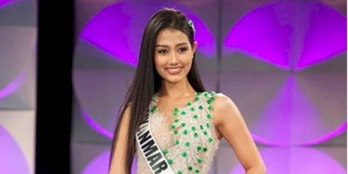 Hace historia primera concursante abiertamente homosexual en Miss Universo