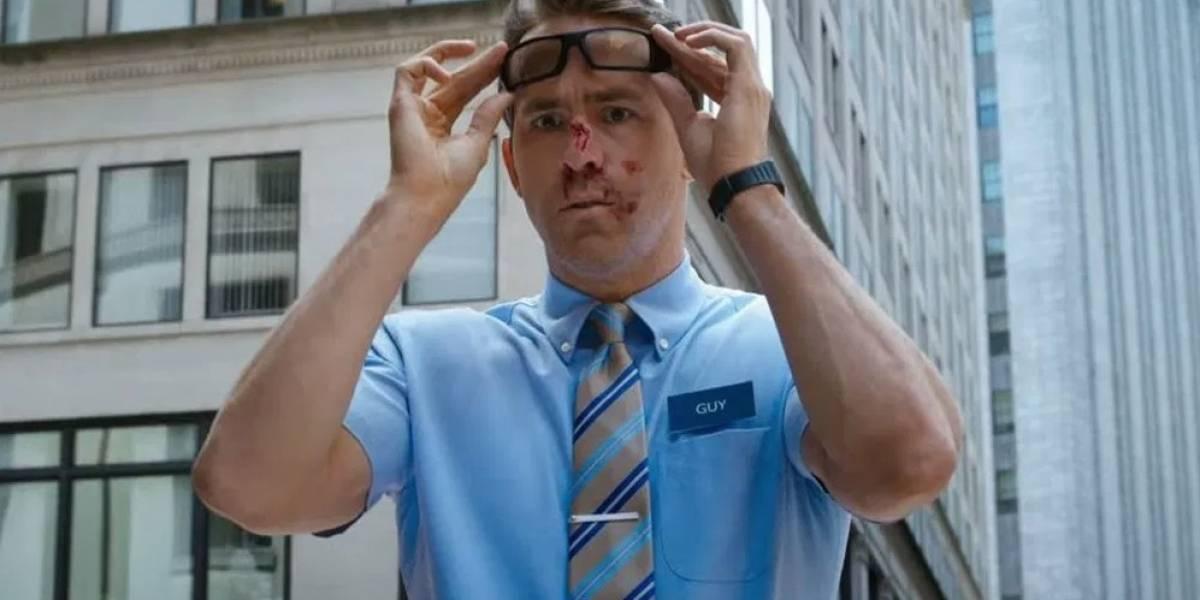 'Free Guy': Filme de Ryan Reynolds ganha primeiro trailer cheio de ação