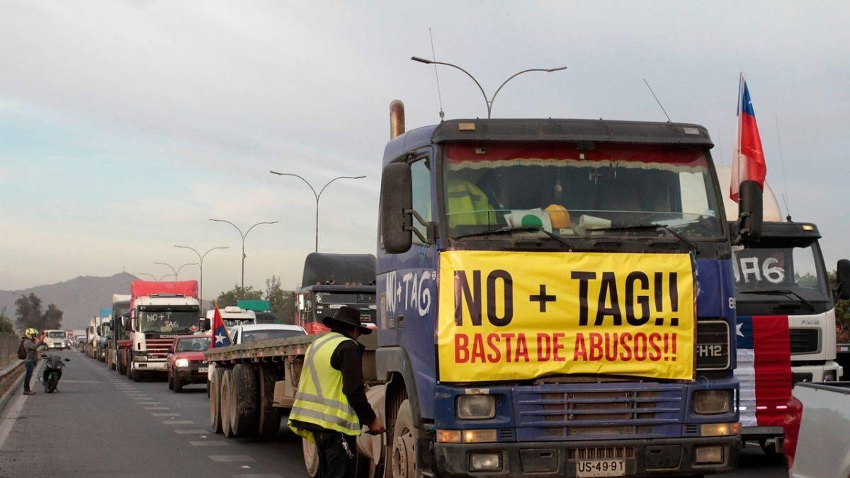 """Condonación deuda TAG: Ministro señala que nuevo proyecto de ley no es un """"perdonazo"""""""