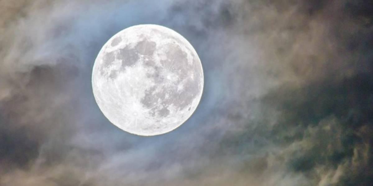 México: en estos días tendremos luna llena en diciembre de 2019