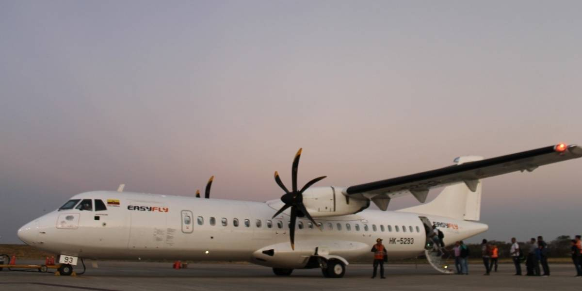 Aerolínea inaugura ruta entre Cali y Pasto con hasta tres vuelos diarios