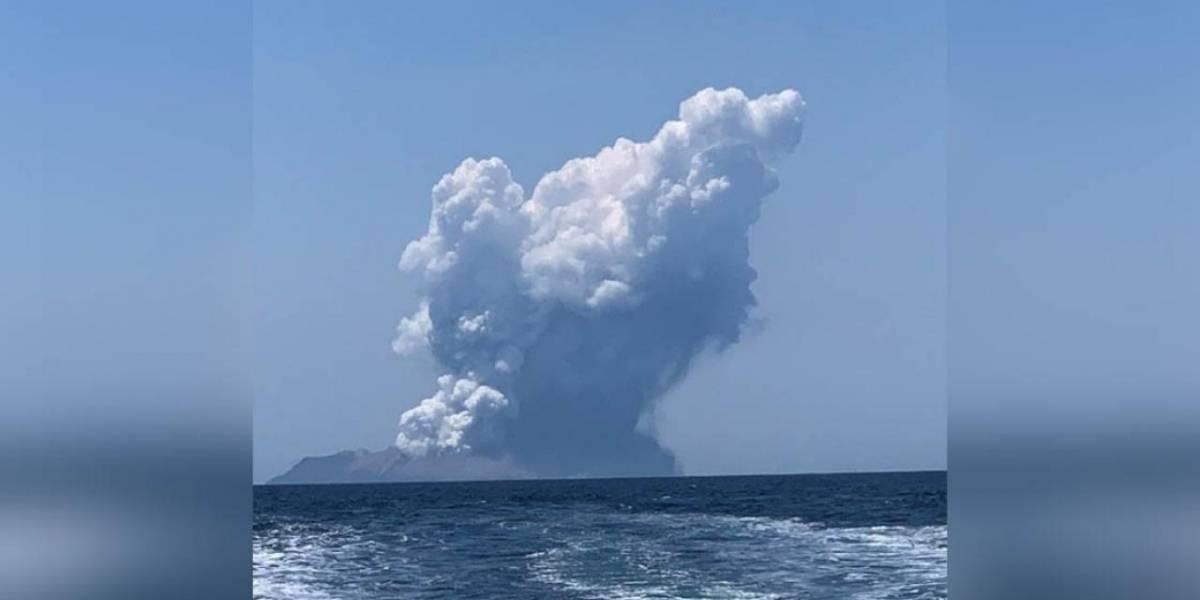 Guatemaltecos entre las víctimas de erupción en Nueva Zelanda