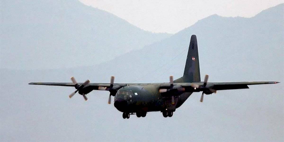 Fuerza Aérea de Chile confirma que los restos encontrados son del avión siniestrado y descarta sobrevivientes