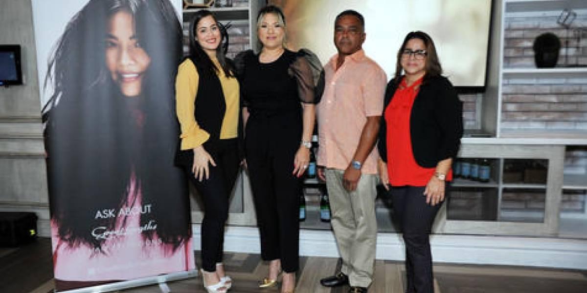 """#TeVimosEn: Presentan al mercado dominicano nueva línea de extensiones de pelo """"Great Lengths"""""""