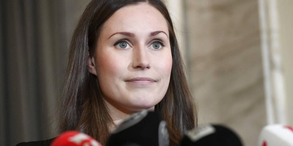 Finlandia elige a la primera ministra más joven del mundo