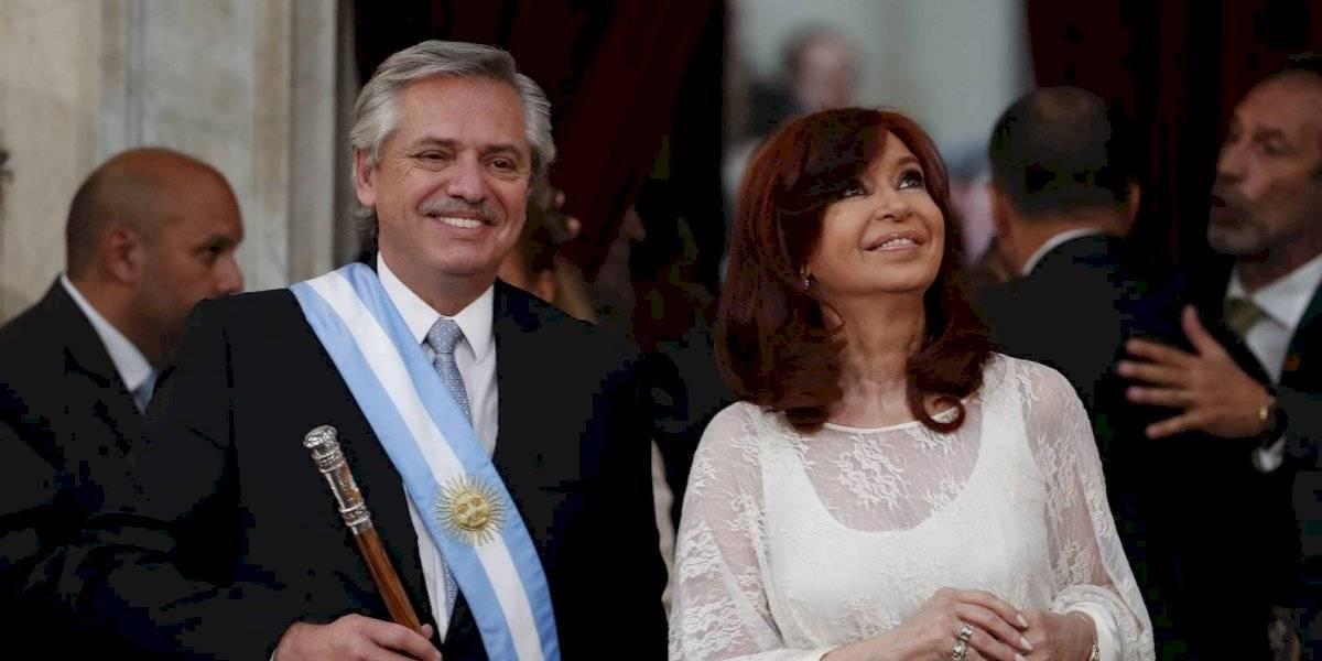 Con llamado a la unidad, Alberto Fernández asume como presidente de Argentina