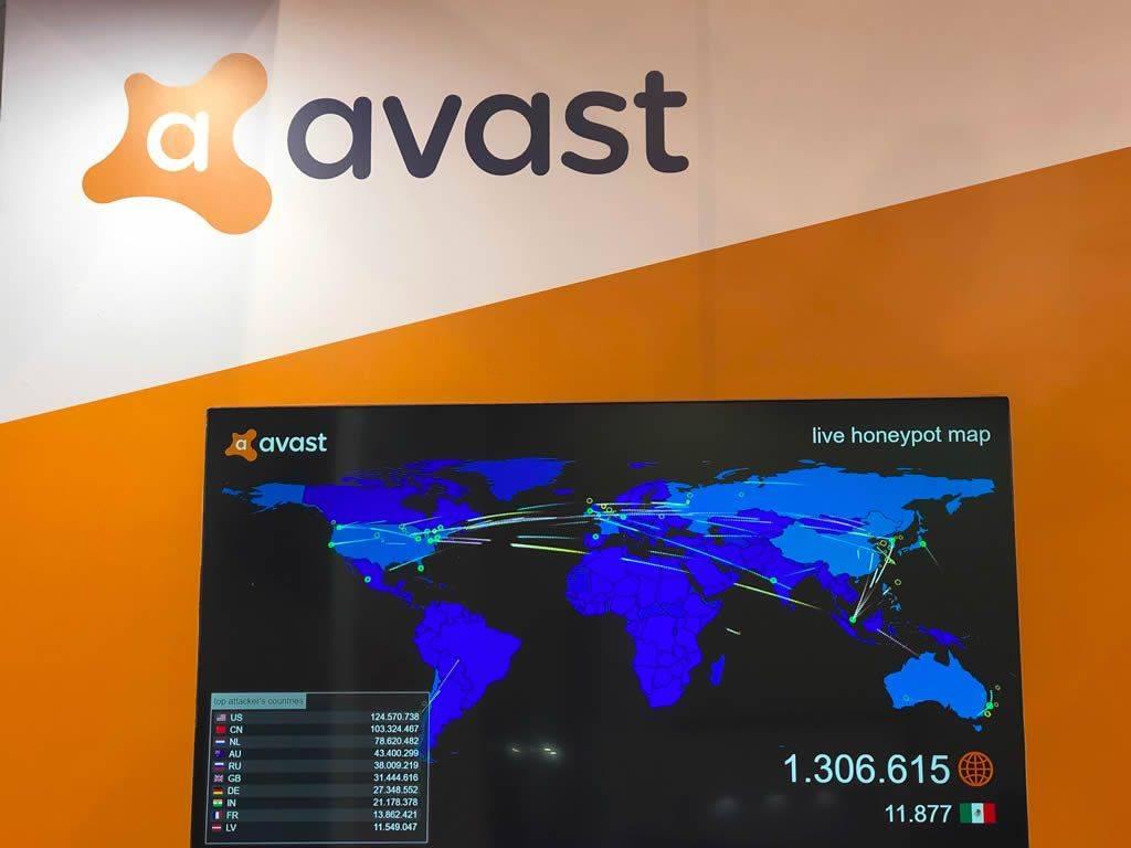 Avast lleva años recolectando años tus sesiones de navegación y tú no lo sabías