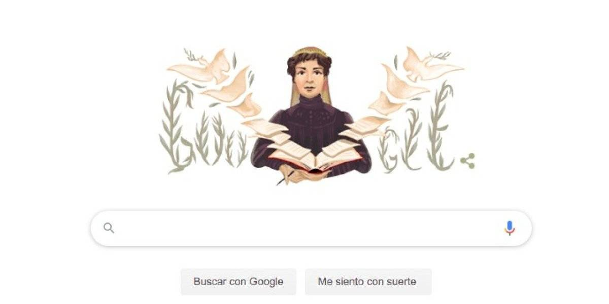 Bertha von Suttner: Google rinde homenaje a la primera mujer en ganar el Premio Nobel de la Paz