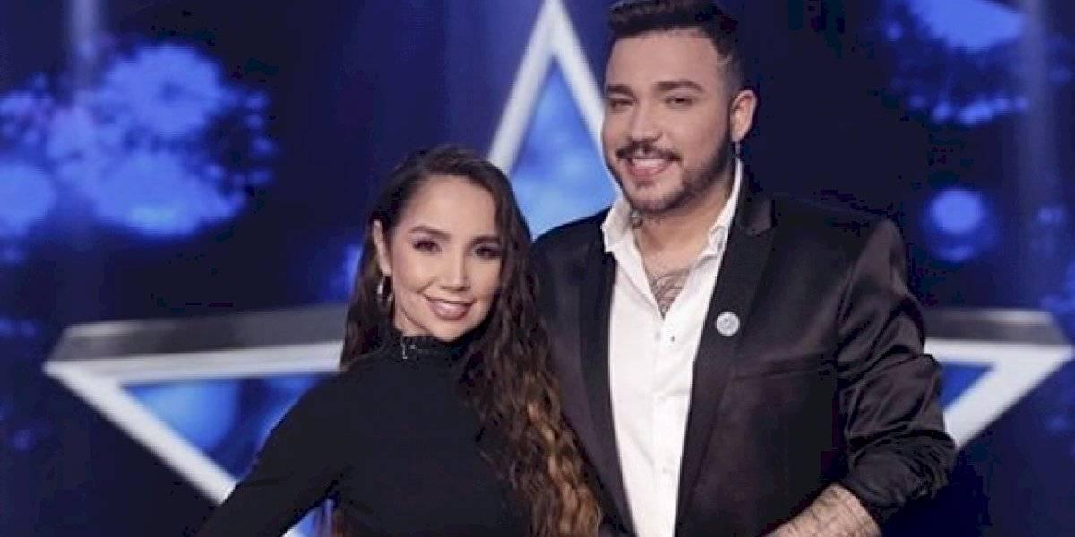 [VIDEO] Jessi Uribe y Paola Jara pasaron año nuevo juntos
