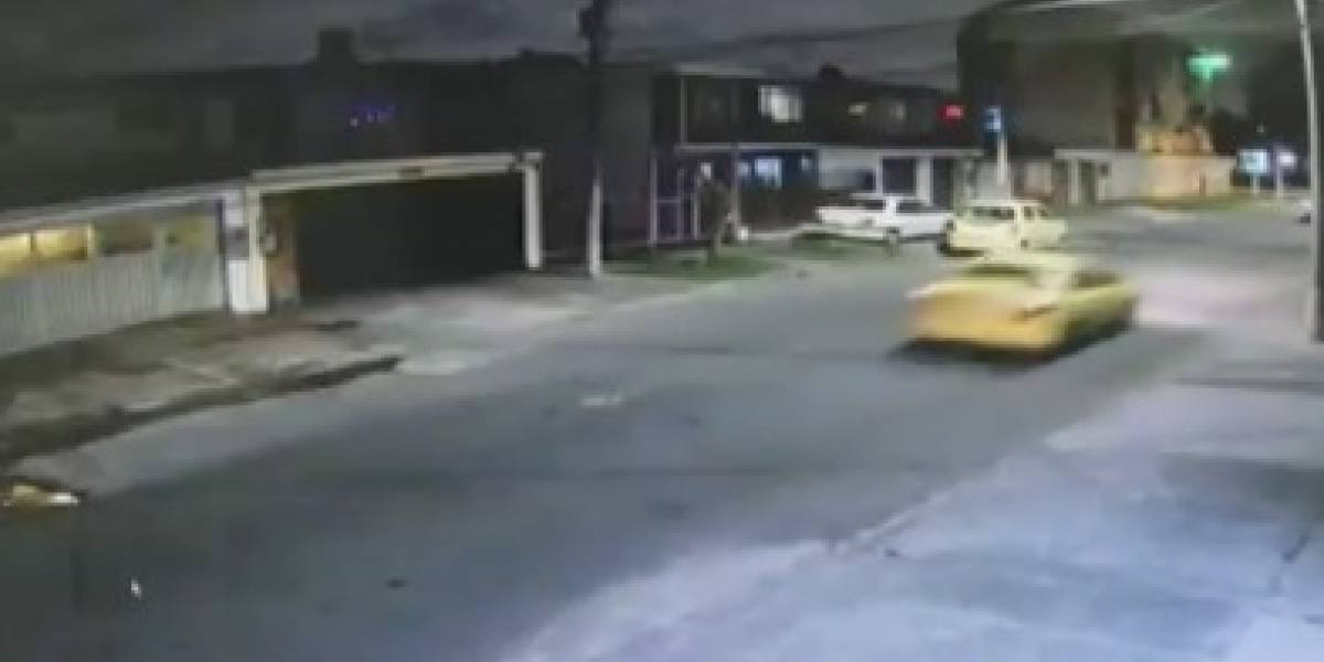 Banda de criminales golpearon a familia y les robaron camioneta en Bogotá