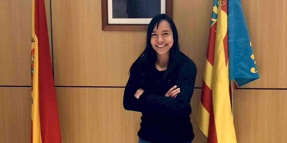Charlyn Corral obtiene la nacionalidad española