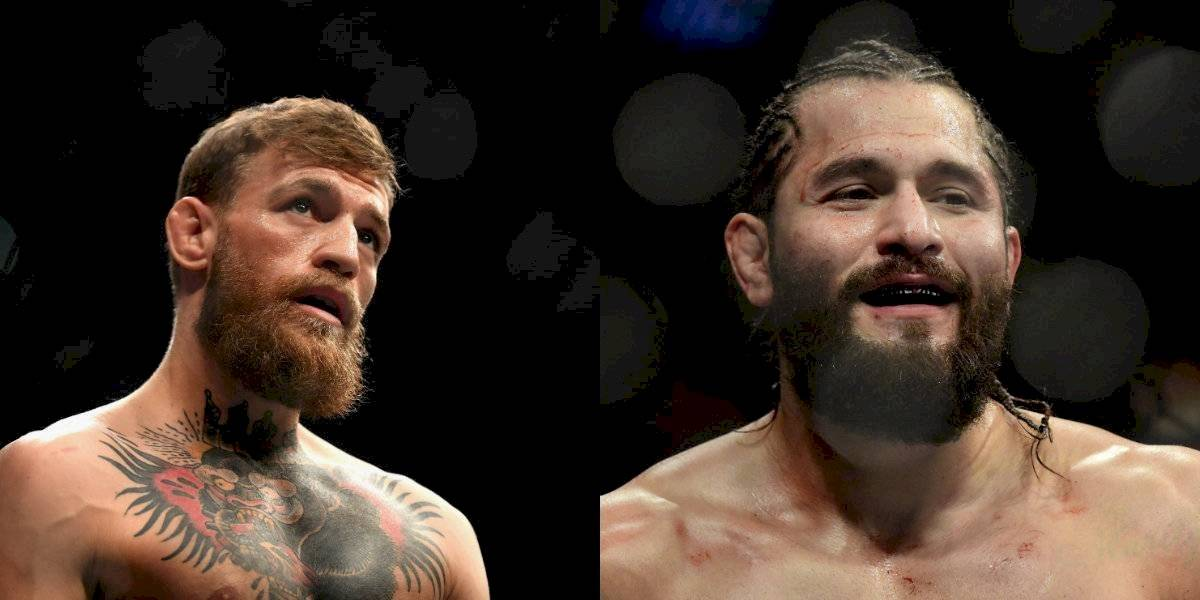"""""""Conor McGregor quiere pelear con Jorge Masvidal"""" Dana White"""