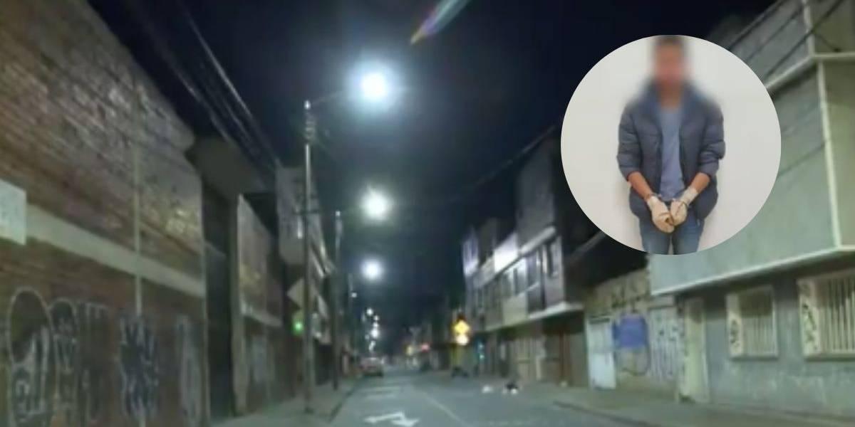 Joven asesinó a su padre en medio de una fuerte discusión familiar en Bogotá