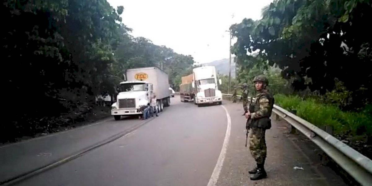 Más de 2300 hombres protegerán las vías de Antioquia en la temporada navideña