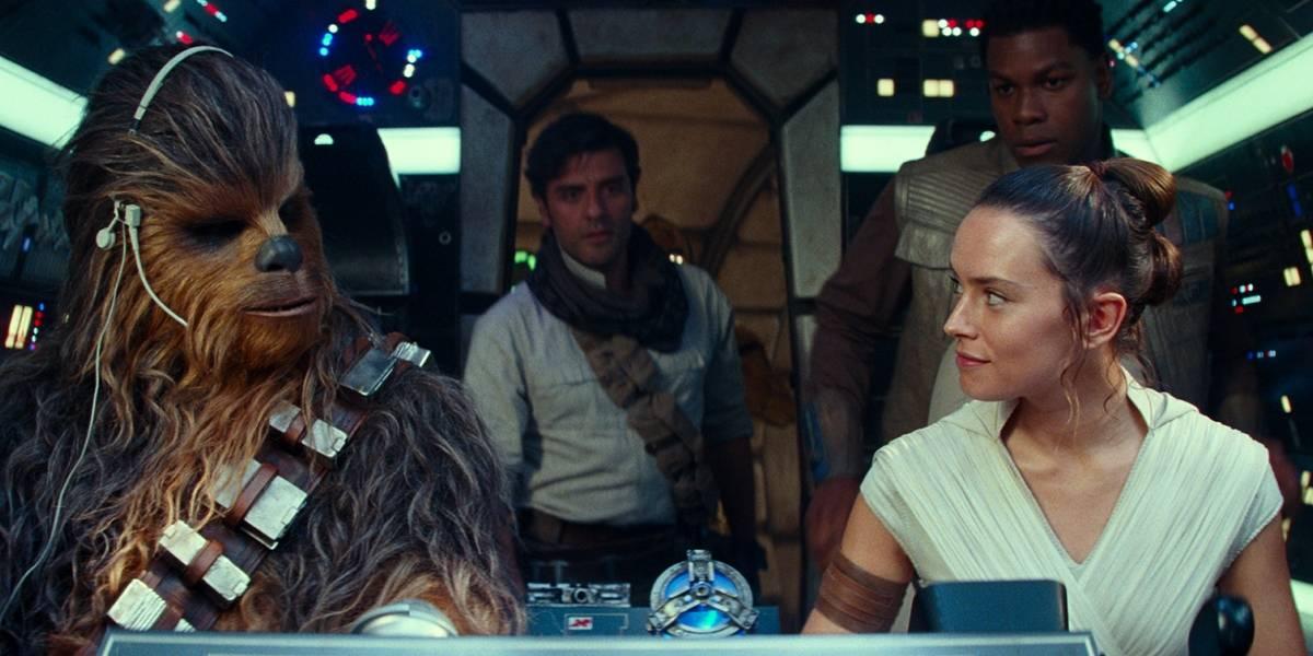Estrellas de 'Star Wars' son el rostro de una familia de miles