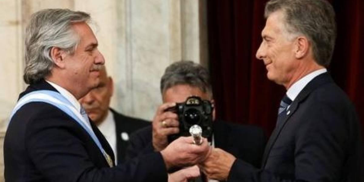 El peronista Alberto Fernández asumió como presidente argentino